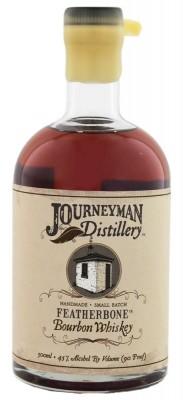 Journeyman Featherbone Bourbon Whiskey 45% 0,5L, whisky