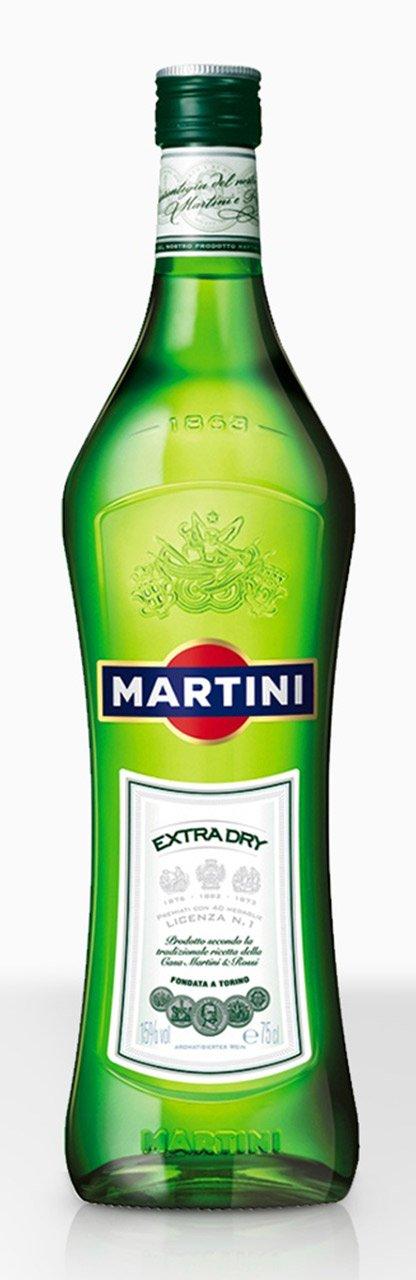 Martini Extra Dry 18% 0,75L, fortvin, bl, exsu