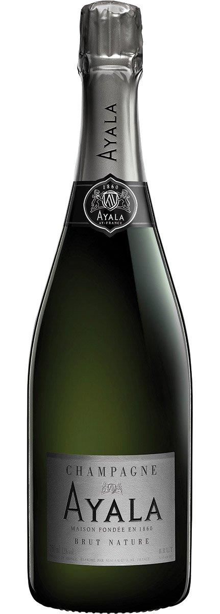 Champagne Ayala Brut Nature 0,75L, AOC, sam, bl, brutn