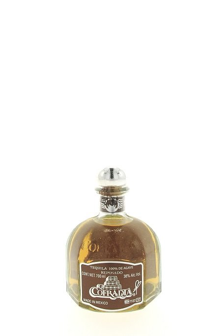 La Cofradia reposado 100% de agave 38% 0,7L, tequila