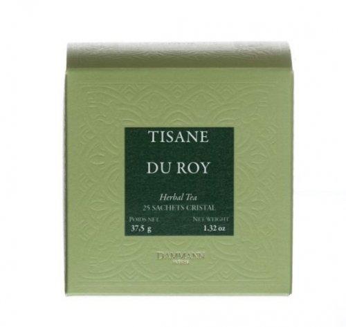 Dammann Fréres Sachets Box Tisane du Roy 25 x 1,5 g, 3795,bylcaj, krsac