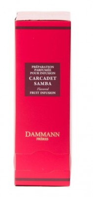 Dammann Fréres Sachets Carcadet Samba 24 x 4 g,  7917,ovocaj, krsac HB