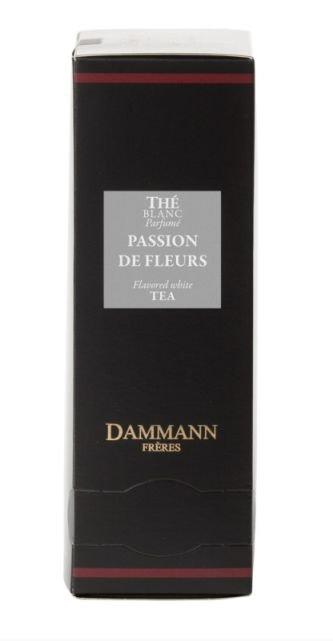 Dammann Fréres Sachets Passion de Fleurs, aromatický, 24 x 2 g,  4944,bielcaj, krsac HB