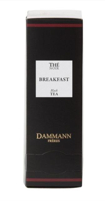 Dammann Fréres Sachets Breakfast, 24 x 2 g.  4970,ciercaj, krsac HB