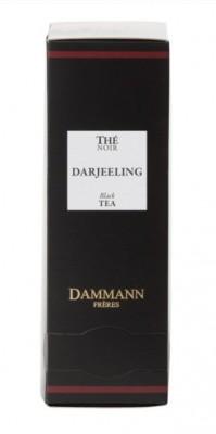 Dammann Fréres Sachets Darjeeling, 24 x 2 g,  4971,ciercaj, krsac HB