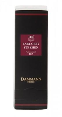 Dammann Fréres Sachets Earl Grey Yin Zhen, 24 x 2 g,  4972,ciercaj, krsac HB