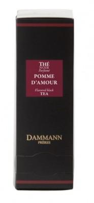 Dammann Fréres Sachets Pomme D´Amour ochutený, 24 x 2 g, 4994,ciercaj, krsac HB