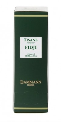 Dammann Fréres Sachets Tisane FIDJI, 24 x 2 g,  6200,bylcaj, krsac HB
