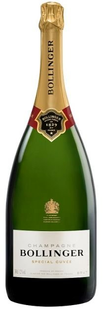 Champagne Bollinger Special Cuvée Brut Jeroboam 3L, AOC, sam, bl, brut