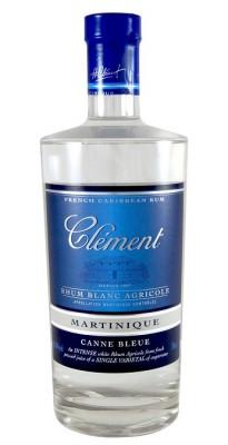 Clément Canne Bleue biely 50% 0,7L, rum