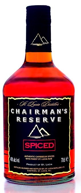 Chairman´s Reserve Spiced 40% 0,7L, rum
