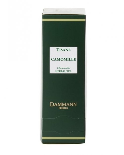 Dammann Fréres Sachets Camomile, 24 x 1 g,  8056,bylcaj, krsac HB