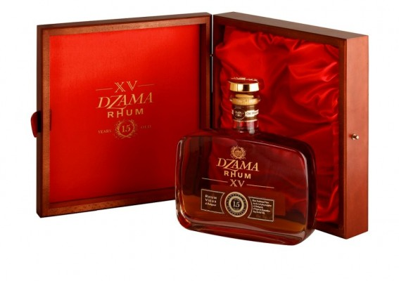 Dzama Rhum Vieux XV 15 ročný 45% 0,7L, rum, DB