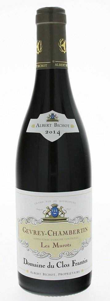 Albert Bichot Domaine du Clos Frantin Gevrey-Chambertin Les Murots 0,75L, AOC, r2014, cr, su