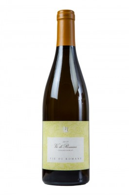 Vie di Romans Chardonnay DOC 0,75L, DOC, r2015, bl, su