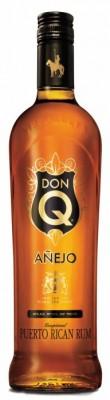 DON Q Anéjo 40% 0,7L, rum