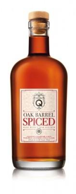 DON Q Oak  Barrel Aged Spiced  45% 0,7L, rum