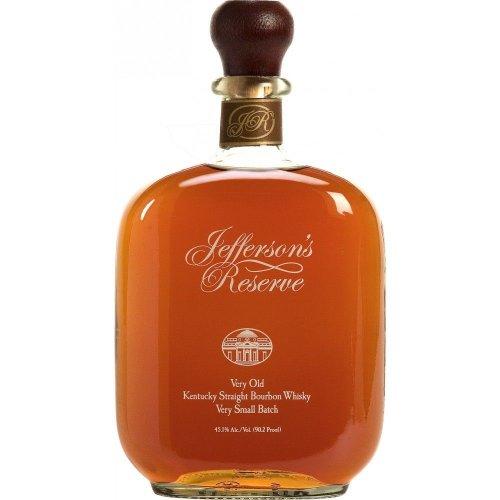 Jefferson's Reserve Bourbon 45,1% 0,7L, whisky