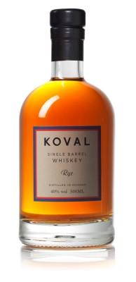 Koval Rye Whiskey 40% 0,5L, whisky