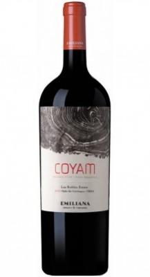 Emiliana Coyam 3L, r2011, cr, su