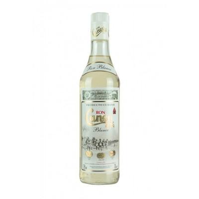 Caney rum Blanco rum 38%, 1 year 0,7L, rum