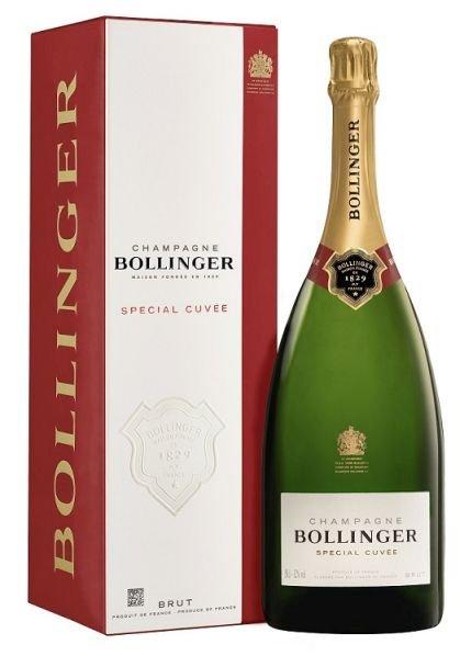 Champagne Bollinger Special Cuvée Brut Magnum 1,5L, AOC, sam, bl, brut, DB