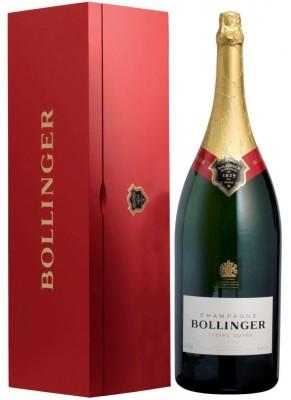Champagne Bollinger Special Cuvée Brut Mathusalem 6L, AOC, sam, bl, brut, DB