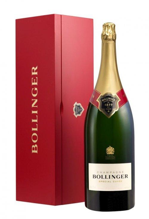 Champagne Bollinger Special Cuvée Brut Jeroboam 3L, AOC, sam, bl, brut, DB