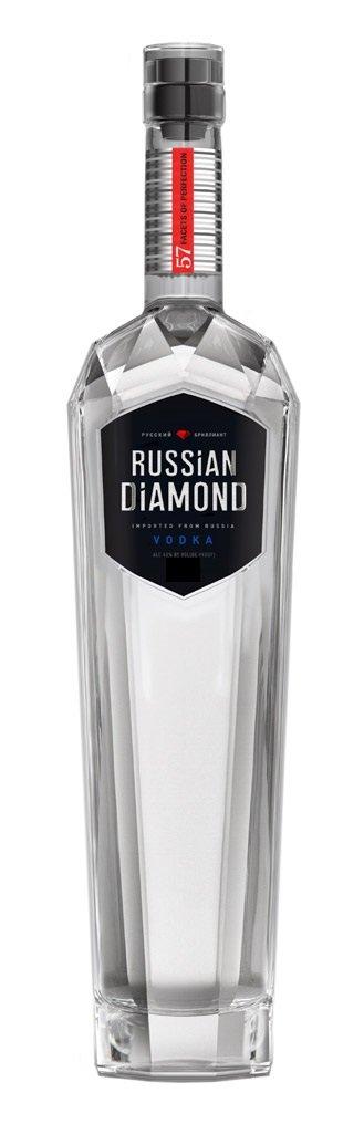 Russian Diamond Premium 40% 0,5L, vodka