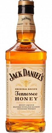 Jack Daniel's Tennessee Honey 35% 1L, whisky