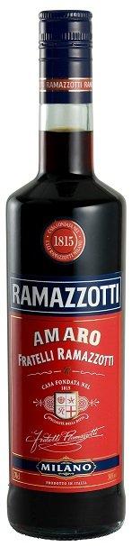 Ramazzotti Amaro Liquer 30% 0,7L, liker