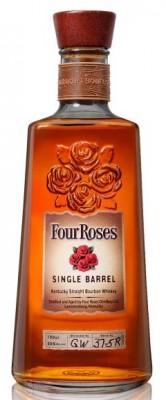 Four Roses Bourbon Single Barrel 50% 0,7L, whisky