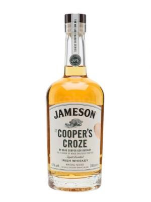 Jameson Cooper´s Croze Irish whiskey 43% 0,7L, whisky