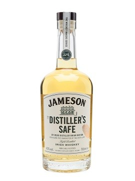 Jameson Distiller´s Safe Irish whiskey 43% 0,7L, whisky