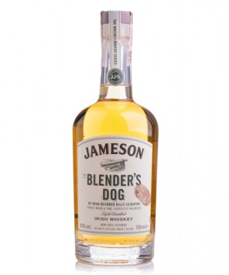 Jameson Blender´s Dog Irish whiskey 43% 0,7L, whisky