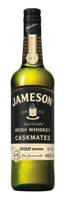 Jameson Caskmates Stout Irish whiskey 40% 0,7L, whisky