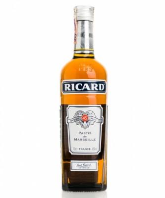 Ricard 45% 0,7L, liker