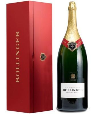 Champagne Bollinger Special Cuvée Brut Nabuchonodozor 15L, AOC, sam, bl, brut, DB