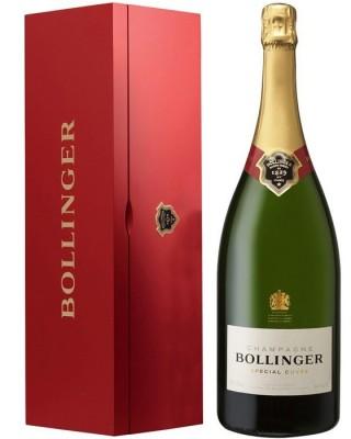 Champagne Bollinger Special Cuvée Brut Salmanazar 9L, AOC, sam, bl, brut, DB