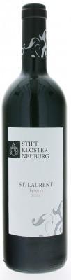 Stift Klosterneuburg St. Laurent  Reserve Tattendorf 0,75L, PDO, r2016, cr, su