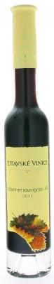 Žitavské vinice Cabernet Sauvignon 49 0,2L, r2011, ak, cr, sl