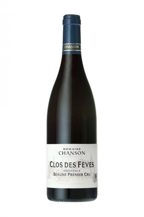 Domaine Chanson Beaune Clos des Féves Premier Cru Monopole 0,75L, AOC, 1er Cru, r2013, cr, su