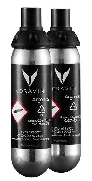 Coravin 2 x argónová kapsula