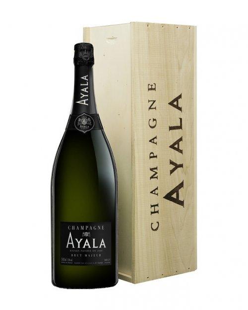 Champagne Ayala Brut Majeur Jeroboam 3L, AOC, sam, bl, brut, DB