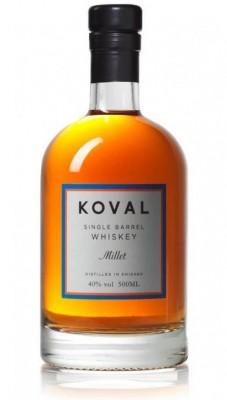 Koval Millet Whiskey 40% 0,5L, whisky