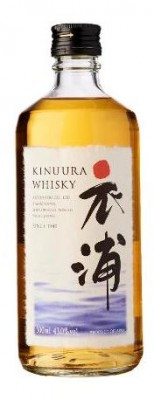 Kinuura japonská whisky 43% 0,5L, whisky, sc