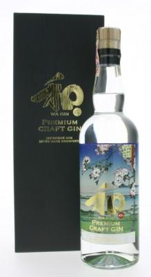 WA Gin Japanese Premium Craft Gin 45% 0,7L, gin, DB