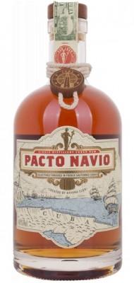 Havana club Pacto Navio 40% 0,7L, rum