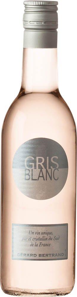 Gérard Bertrand Gris Blanc 0,187L, IGP, r2018, ruz, su, sc