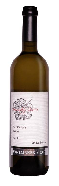 Mrva & Stanko Winemaker's Cut Sauvignon, Jasová 0,75L, r2018, nz, bl, su